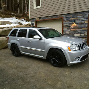 JEEP GRAND CHEROKEE PACKAGE SRT8