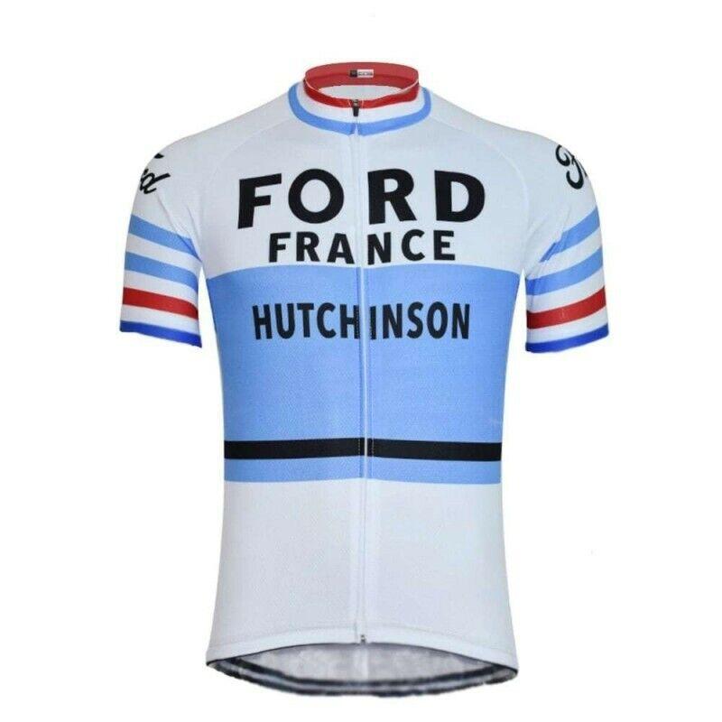 Helyett Hutchinson Retro Cycling Jersey