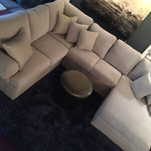 """Cozy """"Charlie"""" Customizable Sectional - 25% Off"""