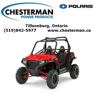 2017 Polaris Industries RZR® S 570 EPS Indy Red