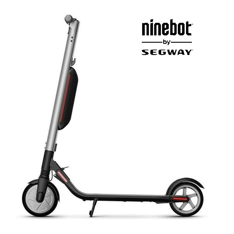 Купить Segway ES4 - Ninebot by Segway ES4 Electric Folding Kick Scooter Top Performance Bluetooth
