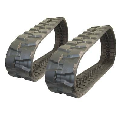 Pair Of Prowler Takeuchi Tl8 Rd Tread Rubber Tracks - 320x86x52 - 13