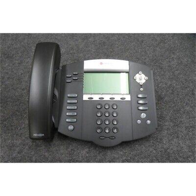 Polycom Soundpoint Ip 550 Voip Desktop Phone 2200-12550-025