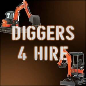 Diggers 4 Hire Loftus Sutherland Area Preview