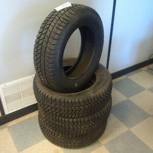 *NEW REMOULD WINTER TIRES - P185-65-R15* Belleville Belleville Area image 1