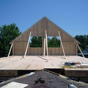 Fully Experienced Framer/Contractor for all types of Projects Cambridge Kitchener Area image 9