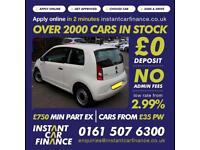 Seat Mii S Ac Hatchback 1.0 Manual Petrol GOOD / BAD CREDIT CAR FINANCE