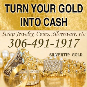 GOLD and SILVER Dealer - Coins, Jewelry, Silverware - Cash Paid