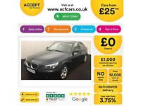 BMW 530 3.0TD auto 2006MY d SE FROM £25 PER WEEK!