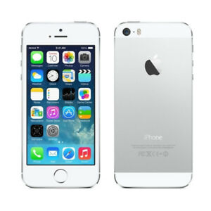 iPhone 5S 32GB White/Near mint condition