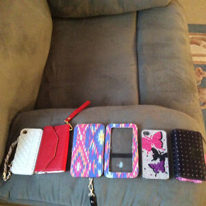 Double charger and cell phone cases