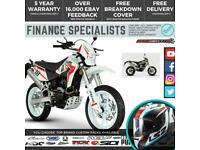 SINNIS Apache SM 125 125cc Supermoto Road Delivery & Finance