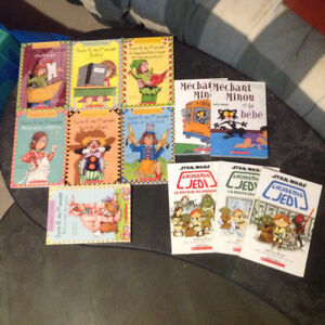 French Chapter Book Sets