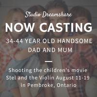 Now Casting for Stel and the Violin