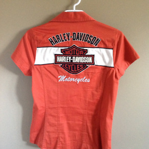 Chemise Harley Davidson x small