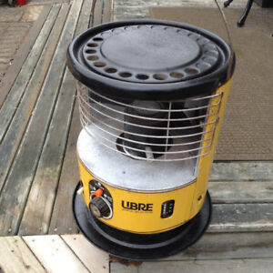 Sharp Kerosene heater .Radiant heat .