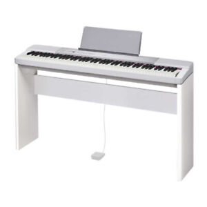 [Casio Privia PX-350] Piano (White) - Matching stand + pedal