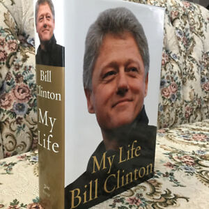 President Bill Clinton My Life Autobiography Book ☆ Brand NEW! ☆