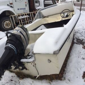 """Willingdon boats and a trailer -winter project""""THINK SPRING""""OBO"""