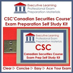 [CSC] Canadian Securities Course Textbook 2018 Primer