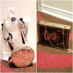 Harry Potter Clutch and Snitch Bag ~ New