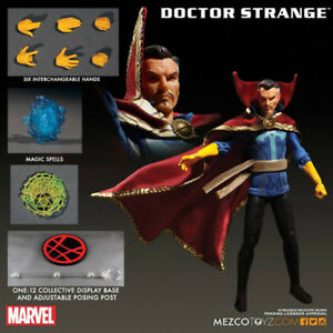Mezco Marvel One:12 Collective Dr Strange Action Figure in store