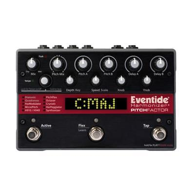 Eventide Crushstation Overdrive Verzerrung Multi Fx Stecker Edelivery Jrr Laden