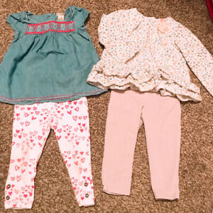 CK Outfits size 18M