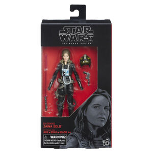 #56 Star Wars The Black Series Jaina Solo