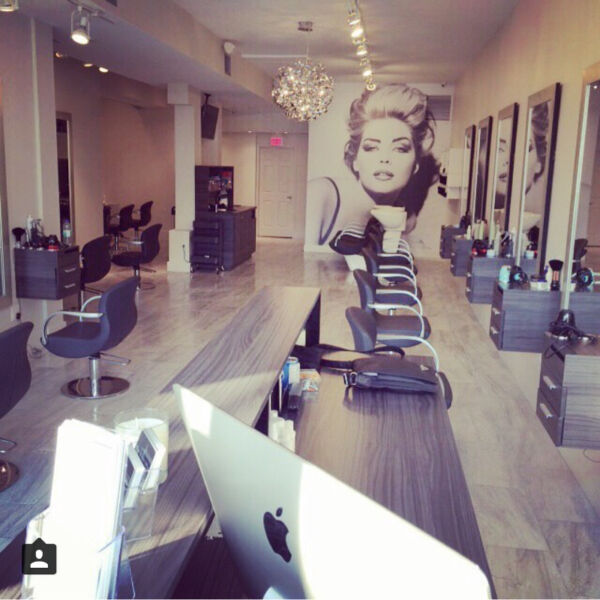 Silver Scissors Salon Assistant Position