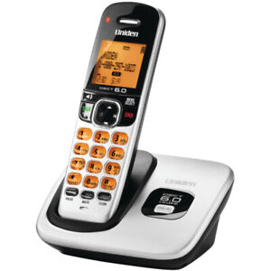 "Uniden D1760 Cordless Phone with Caller ID ""New"""