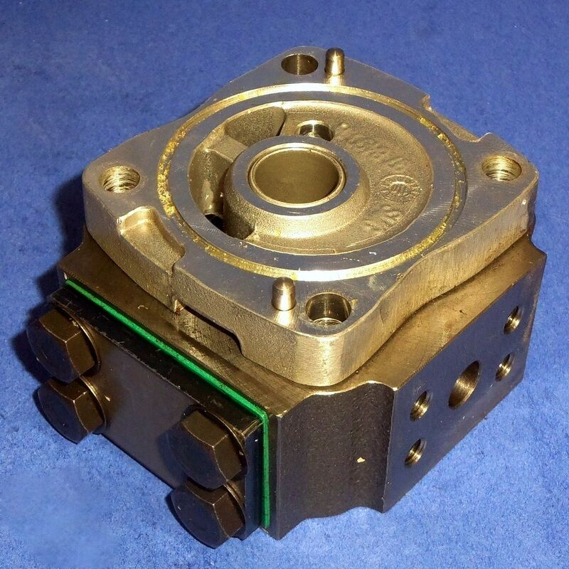MANNESMANN REXROTH  ROTARY VANE HYDRAULIC PUMP PARTS