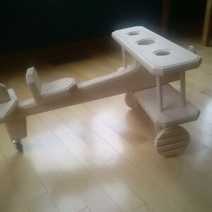 Hand-crafted wooden biplane St. John's Newfoundland image 4