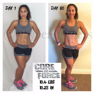 Core De Force is Here! - Why Wait Until 2017? To get healthy! St. John's Newfoundland image 4