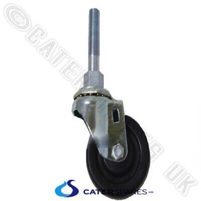 Henny Penny Hp17630 3 Stem Unbraked Caster Wheel For Pressure Fryer 17630 Oem