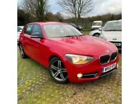 2013 BMW 116i SPORT 5dr Log MOT ONLY 55000 Miles * 2 OWNERS *MINT CONDITION*