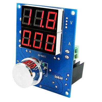Xh-m403 Dc-dc Digital Voltage Regulator Buck Step Down Power Supply Module