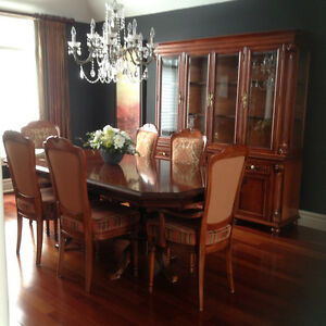 Dining Room Table and Chairs Kitchener / Waterloo Kitchener Area image 1