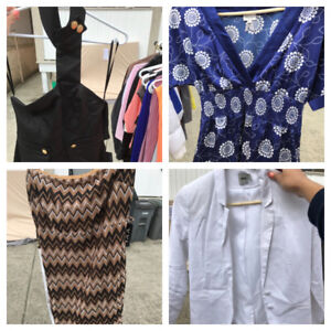 Clothing sale new with tags - women fits small and medium