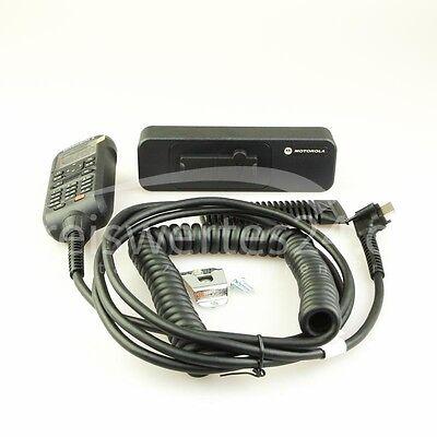 Motorola PMLN7131A Handbedienteil für DM4600 DM4601 mit Display und Volltastatur