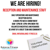 Be apart of A Fitness community!