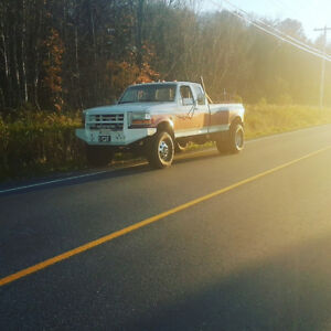 1996 Ford F-350 xlt Pickup Truck **reduced***