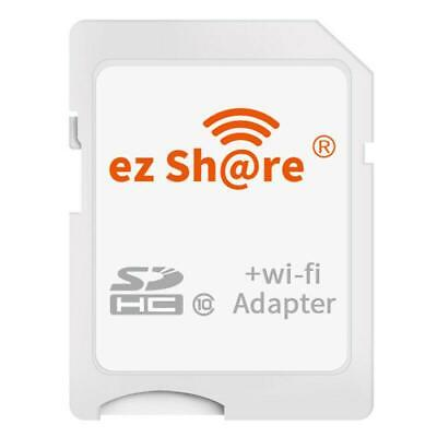 ezshare Wi-Fi Wireless microSD microSDHC to SD SDHC High Spe