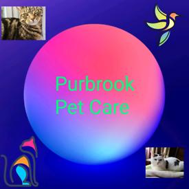 Purbrook Pet Care Pet Sitting