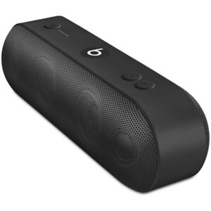 BEATS PILL by Dr.Dre Bluetooth Wireless Speaker-Black-RED -NEW