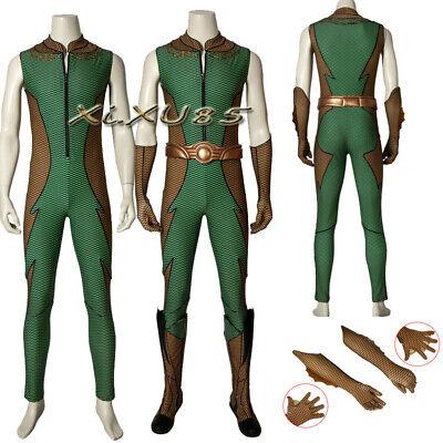 Popular Boy Halloween Costumes (Popular The Boys Season 1 THE DEEP Coplay Costume Halloween Outfit Custom)