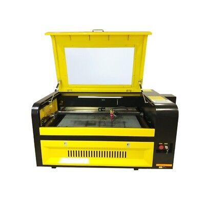 100w Laser Engraver Cutter 6090 Auto Focus Ruida 6442s Controller Efr Laser Tube