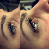Fall Special Full Set Of Synthetic Eyelashes $60