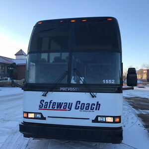 2000 Prevost Bus 58 seats (Rare)