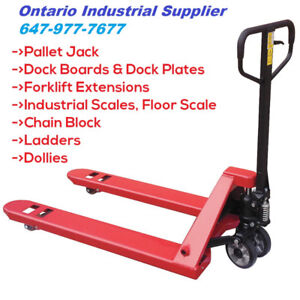 pallet jack, hand truck, pump truck, pallet jack with scale, h..